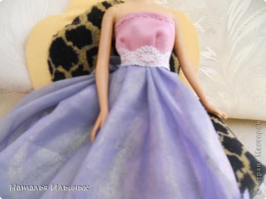 Все мы хотим побывать в волшебной сказке, хоть немножечко побыть принцессами. А ведь это так просто - надо одеть красивое платье и корону. Наряд для своей принцессы мы выбрали достойный - роскошный, но не тяжелый. Подобрали красивые ткани на манер восточных.  фото 3