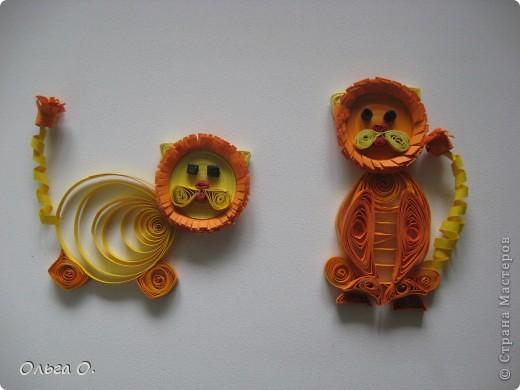 Величественные и добродушные львы. фото 1