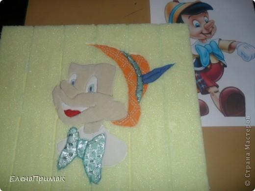"""""""День Пиноккио"""" Персонаж К.Коллоди - Пиноккио известен всем. Конечно для стран СНГ( или скорей всего Советского Союза ) больше известен персонаж А. Толстого- Буратино . фото 3"""