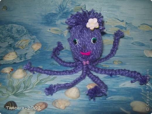 Веселые друзья осьминожки. фото 3