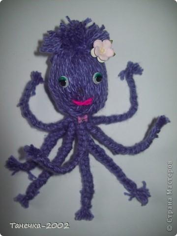 Веселые друзья осьминожки. фото 4