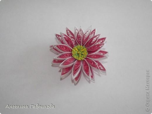 Это основной вид работы-Хризантемы в корзинке. фото 4