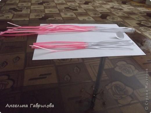 Это основной вид работы-Хризантемы в корзинке. фото 3
