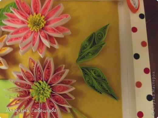 Это основной вид работы-Хризантемы в корзинке. фото 6