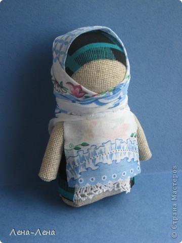 Крупеничка (или Зернушка) – это тряпичная кукла-оберег на сытость, достаток в семье и хозяйственность.   фото 4