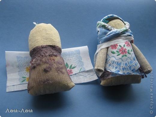 Крупеничка (или Зернушка) – это тряпичная кукла-оберег на сытость, достаток в семье и хозяйственность.   фото 3