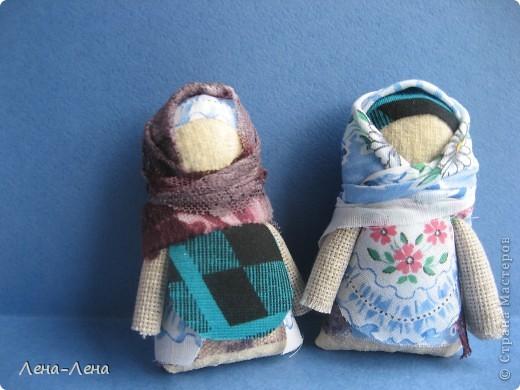 Крупеничка (или Зернушка) – это тряпичная кукла-оберег на сытость, достаток в семье и хозяйственность.   фото 2