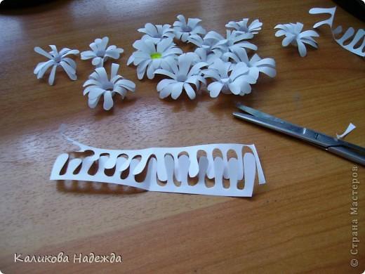 Цветы из бумаги своими руками на голову