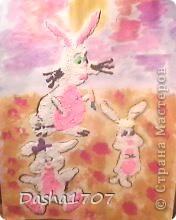 Вот мой рисуночек))Я нарисовала Листопадничков.Плохо конечно видно на рисунке, но в целом ничего. фото 1