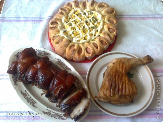 Готовимся к Петрову дню. После поста день разговенья - Петров день. Мясоедство. Запекается и жарится мясо, выпекают пироги. фото 1