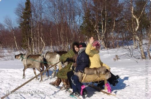 Я хочу рассказать вам о северном народе- СААМИ, который проживает у нас на севере в Мурманской области (Кольский полуостров) в селе Ловозеро. фото 10