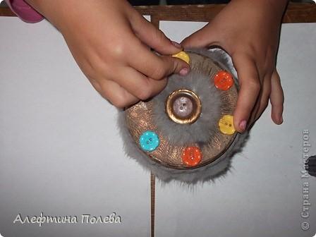 Шкатулка для пуговиц. фото 2