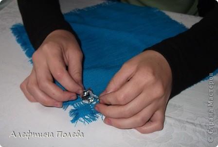 Эти салфетки были изготовлены мной, для празднования серебряной свадьбы моих родителей. фото 2