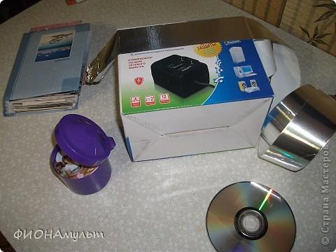 Коробка для тематических мини-альбомов.В эту декорированную коробку можно убрать альбомы с фотографиями экскурсий,торжест,походов, домашних животных ит.д. фото 5