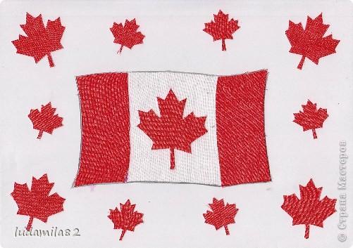 Канадский флаг -самый узнаваемый мире. фото 1
