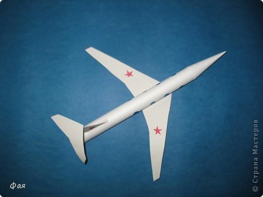 Самолет. фото 1