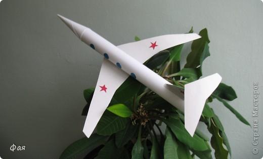 Самолет. фото 2