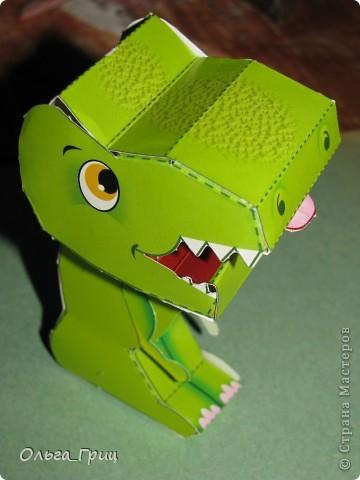 Нам очень нравятся динозавры. Поэтому  мы решили выбрать дополнительный день- день динозавра. фото 4