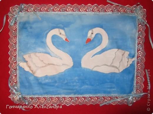 Лебеди! Белые лебеди!   Такие изящные и величавые! фото 1