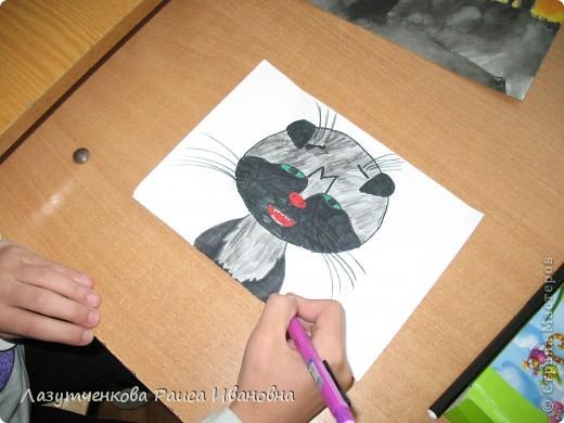 Это портрет домашнего любимца  Вики. фото 3