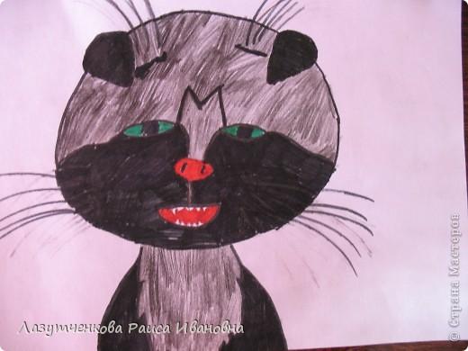Это портрет домашнего любимца  Вики. фото 4