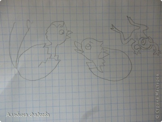 """Мне выпал день сказок Сутеева. И я решила сделать героев моей любимой сказки """"Цыпленок и утенок"""". фото 3"""