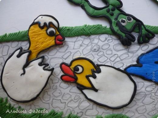 """Мне выпал день сказок Сутеева. И я решила сделать героев моей любимой сказки """"Цыпленок и утенок"""". фото 2"""