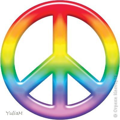 В 1982 году в своей резолюции Генеральная Ассамблея ООН провозгласила Международный день мира (International Day of Peace) как день всеобщего прекращения огня и отказа от насилия. С тех пор праздник, ежегодно отмечаемый 21 сентября, вовлек миллионы людей, охватив многие страны и регионы. Он призван заставить людей не только задуматься о мире, но и сделать что-нибудь ради него. Хотя следует признать, что проблема войны и мира всегда волновала разумные головы. Ведь, к великому сожалению, люди начали воевать еще в каменном веке и до сих пор не могут остановиться. В истории человечества зафиксировано и описано более 15 тысяч войн. И всегда находились те, кто выступал в поддержку мира с помощью творчества, пропаганды, организации различных движений. Думаю, каждый слышал о пацифизме -  общественном движении, активисты которого ведут борются против войны мирными средствами: убеждением в неправомерности какой бы то ни было войны и проведением мирных акций. Очень многие пацифисты являются представителями хиппи, которые также стремятся к миру и гармони. Поэтому для иллюстрации Международного дня мира у меня и родился вот такой образ девушки-хиппи.  фото 7