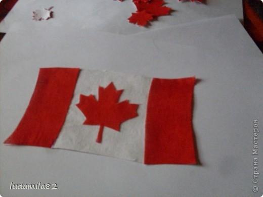 Канадский флаг -самый узнаваемый мире. фото 4