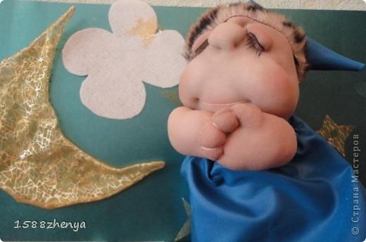Наш Соня в ожидании чуда!Очень любит спать везде, где только можно!!! фото 1