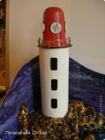 Вот такой, макет маяка у меня получился.  фото 2