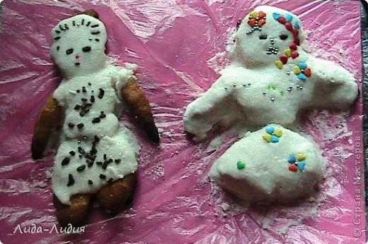 Вкусненькие сказочные персонажи: некто в широчайших штанах и маленькая девочка-снежинка фото 8
