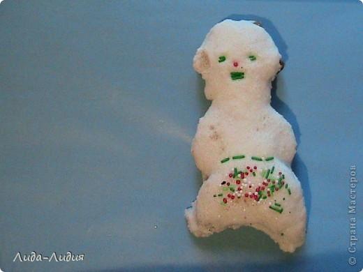 Вкусненькие сказочные персонажи: некто в широчайших штанах и маленькая девочка-снежинка фото 10