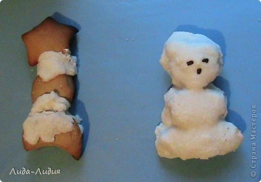Вкусненькие сказочные персонажи: некто в широчайших штанах и маленькая девочка-снежинка фото 9