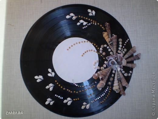 Работы из дисков своими