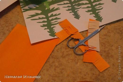 Я очень люблю животных. Свою работу я выполнила в технике модульного оригами.  фото 5