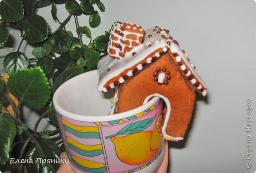 Наверное, многие из вас слышали (а, может быть, и делали сами) об удивительных пряничных домиках, которые пекутся на рождественские праздники. Всередине такого домика зажигается небольшая свечка, и тогда праздничный вечер освещают сказочные окошки... фото 2