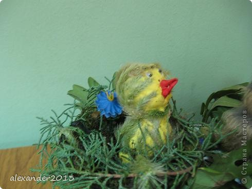 Я в курятнике сижу, И цыплят считаю.  фото 3