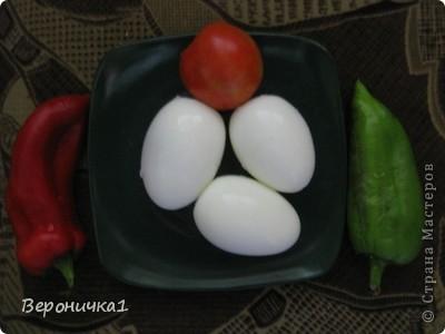 Мои маленькие яичные гномики. фото 2
