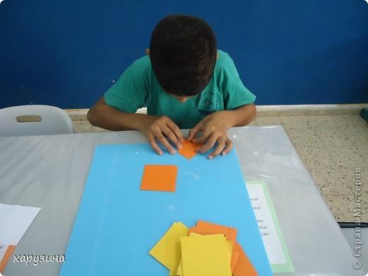 Наша Буренка приветствует всех,любящих оригами также,как любим его мы!!!!!!!!! фото 2