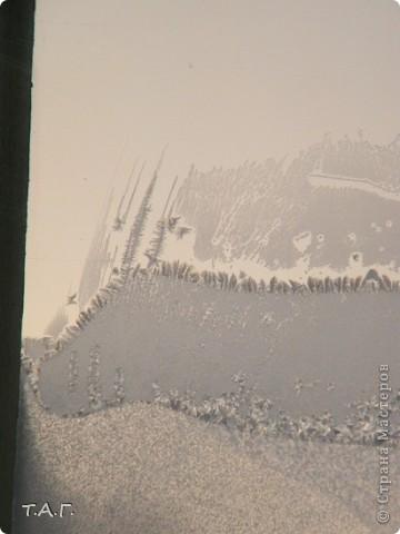 Зимой дед Мороз разрисовывает окна неповторимыми узорами. Рассматривая художества Мороза кого и чего только там не увидишь? Там и звезды и деревья и да же разные причудливые животные. Воспользовавшись схемами Зульфии Дадашовой https://stranamasterov.ru/node/104828 , фото 7