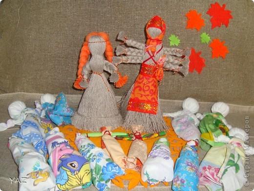 Здравствуйте, жители Страны Мастеров!!! День народной куклы я выбрала не случайно, поскольку хочу написать проект на научно-практическую конференцию в школе на эту тему фото 9