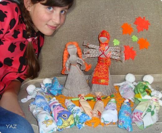 Здравствуйте, жители Страны Мастеров!!! День народной куклы я выбрала не случайно, поскольку хочу написать проект на научно-практическую конференцию в школе на эту тему фото 10