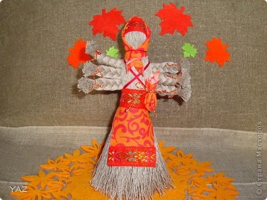 Здравствуйте, жители Страны Мастеров!!! День народной куклы я выбрала не случайно, поскольку хочу написать проект на научно-практическую конференцию в школе на эту тему фото 1