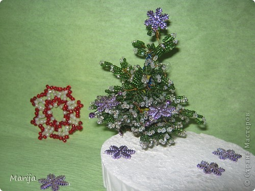 Новый год - любимый праздник как взрослых, так и детей. Самый главный символ этого праздника - елка. Вот такую елочку я вам предлагаю. фото 1
