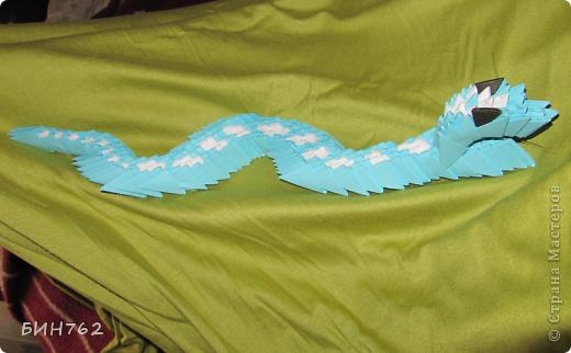Год Змеи вступит в свои права 10 февраля 2013 г. и продлится по 31 января 2014 г. Змея является символом годов: ... 1917, 1929, 1941, 1953, 1965, 1977, 1989, 2001, 2013 . Китайское название Змеи: Ши  фото 1