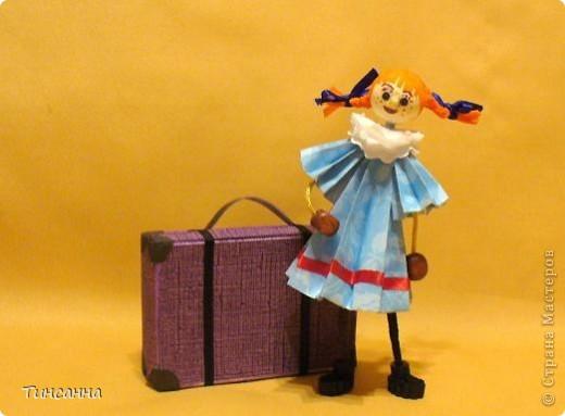 """""""После того, как папа исчез в море, Пеппи отправилась прямехонько в свою виллу «Курица», чтобы там дожидаться его возвращения."""" фото 2"""