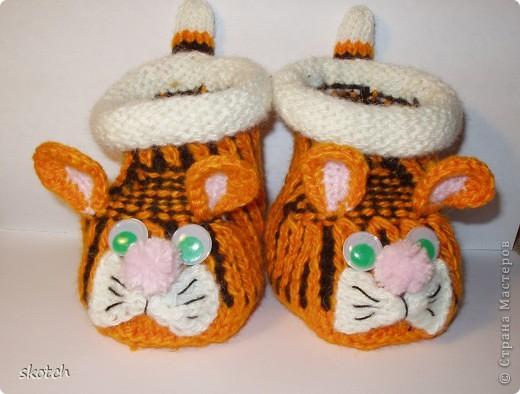 Целых два амурских тигренка у меня связалось )) фото 4