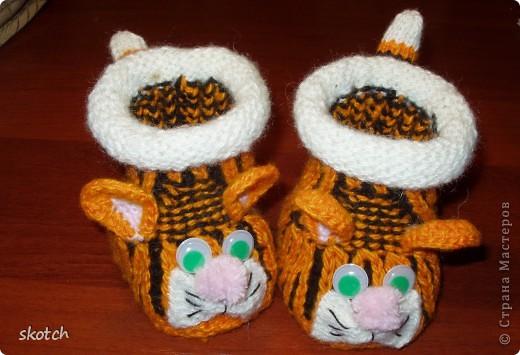 Целых два амурских тигренка у меня связалось )) фото 1