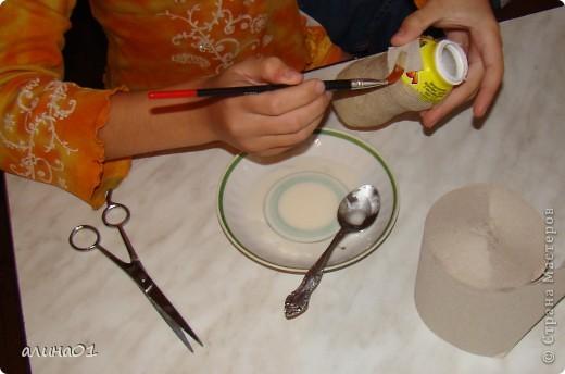 Я решила сделать папье-маше волшебницу. фото 3
